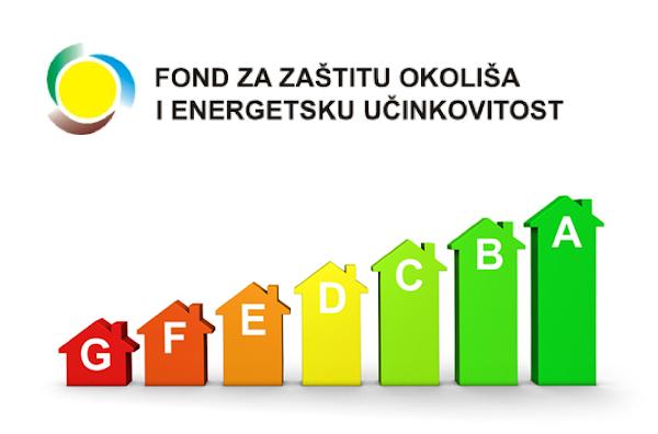 Objavljen Poziv za iskaz interesa osobama ovlaštenim za energetsko certificiranje zgrada za provedbu programa energetske obnove obiteljskih kuća svih građana vlasnika obiteljskih kuća i ranjivih skupina građana u opasnosti od energetskog siromaštva