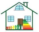 """Logotip projekta """"Energetska obnova javnih ustanova koje obavljaju djelatnost odgoja i obrazovanja"""""""