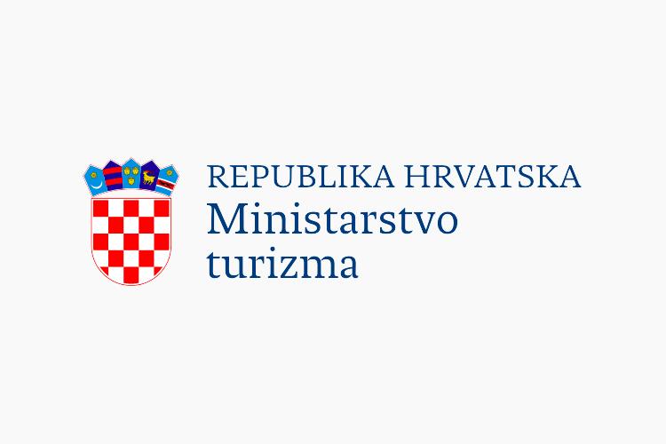 Logotip Ministarstva turizma i sporta