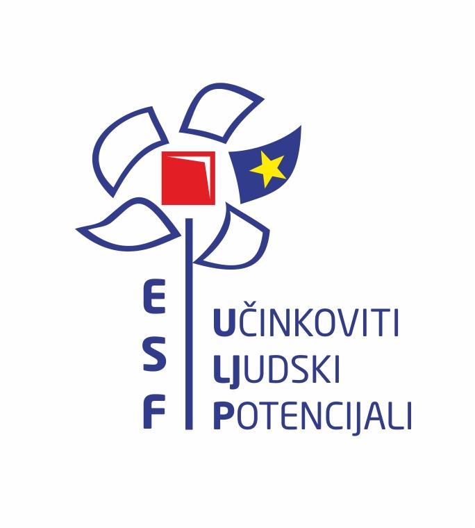 Logotip Europskog socijalnog fonda
