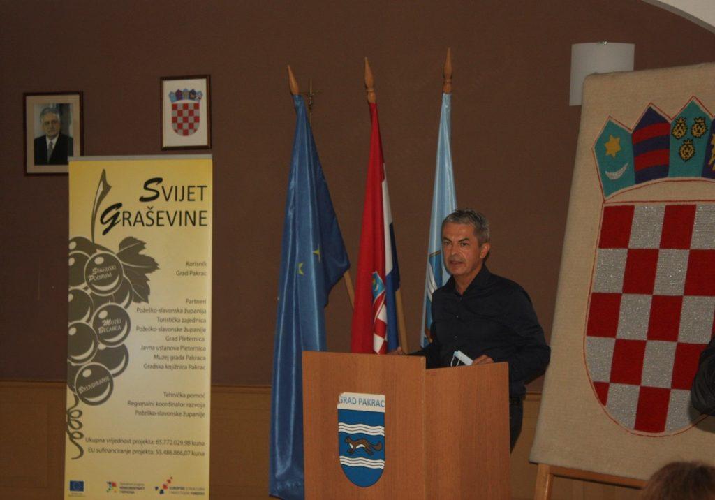Davor Huška, pomoćnik ministrice Regionalnog razvoja i fondova Europske unije
