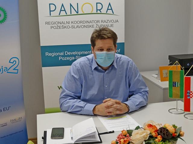 Savjetnik za projekte, Stjepan Jakopović