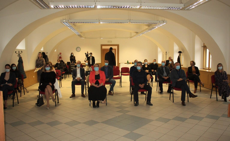 Svečano predstavljanje projekta ''Svijet graševine (Spahijski podrum, Muzej bećarca, brendiranje)''