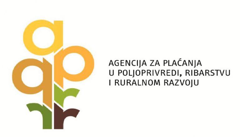 Agencija za plaćanja u poljoprivredi, ribarstvu i ruralnom razvoju