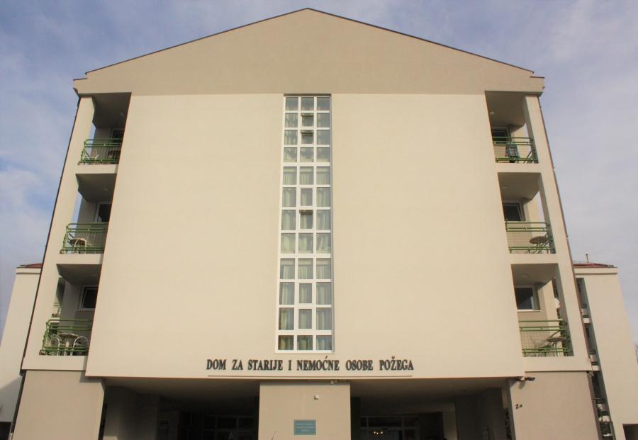 """Održana završna konferencija projekta """"Energetska obnova zgrade Doma za starije i nemoćne osobe Požega"""""""