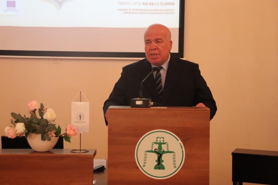 Gradonačelnik Lipika, Vinko Kasana