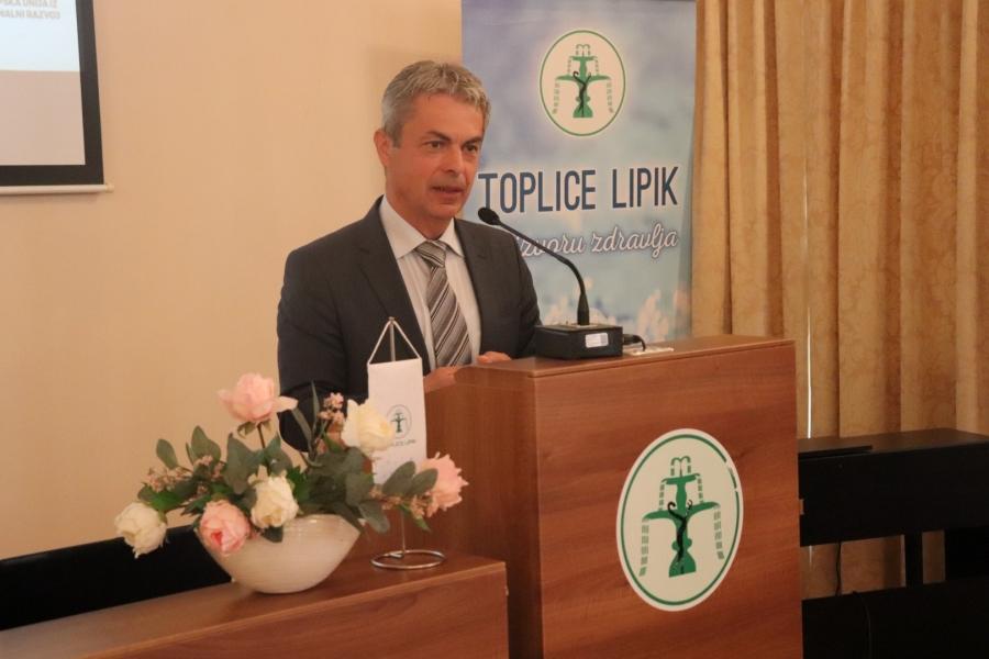 Ravnatelj Uprave za financije i informacijsko-telekomunikacijske sustave Ministarstva regionalnog razvoja i fondova EU