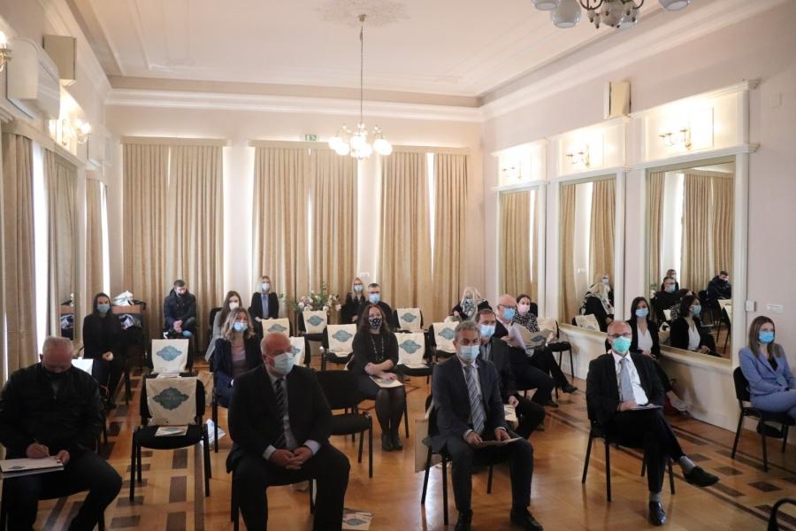 """Održana početna konferencija projekta """"Terme Lipik"""""""