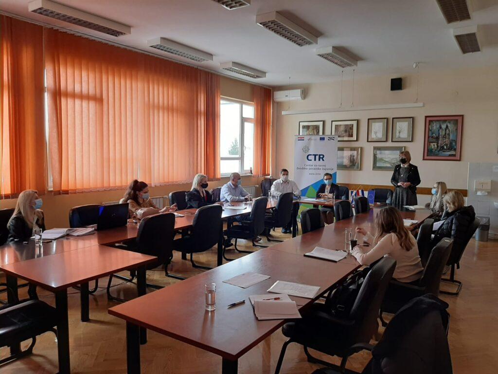 Radni sastanak Koordinacije Regionalnih koordinatora
