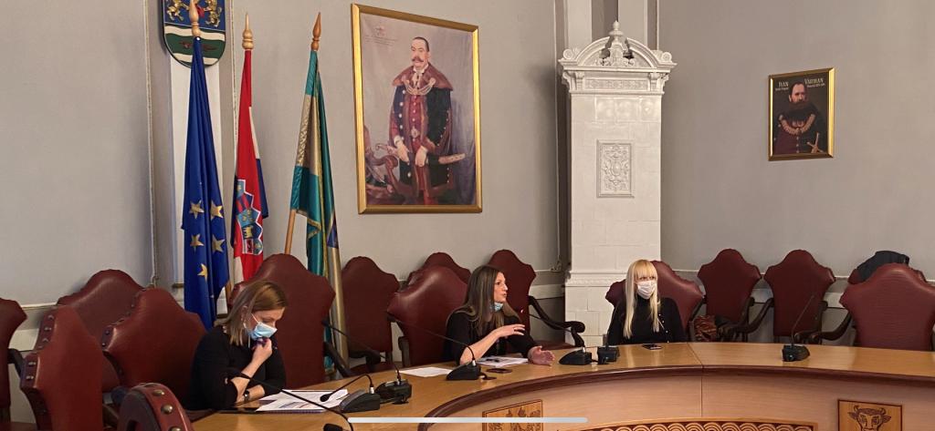 Ravnateljica Regionalnog koordinatora razvoja PSŽ, Senka Horvat