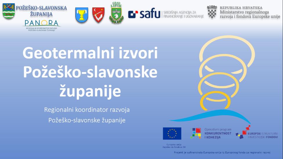 Geotermalni izvori Požeško-slavonske županije
