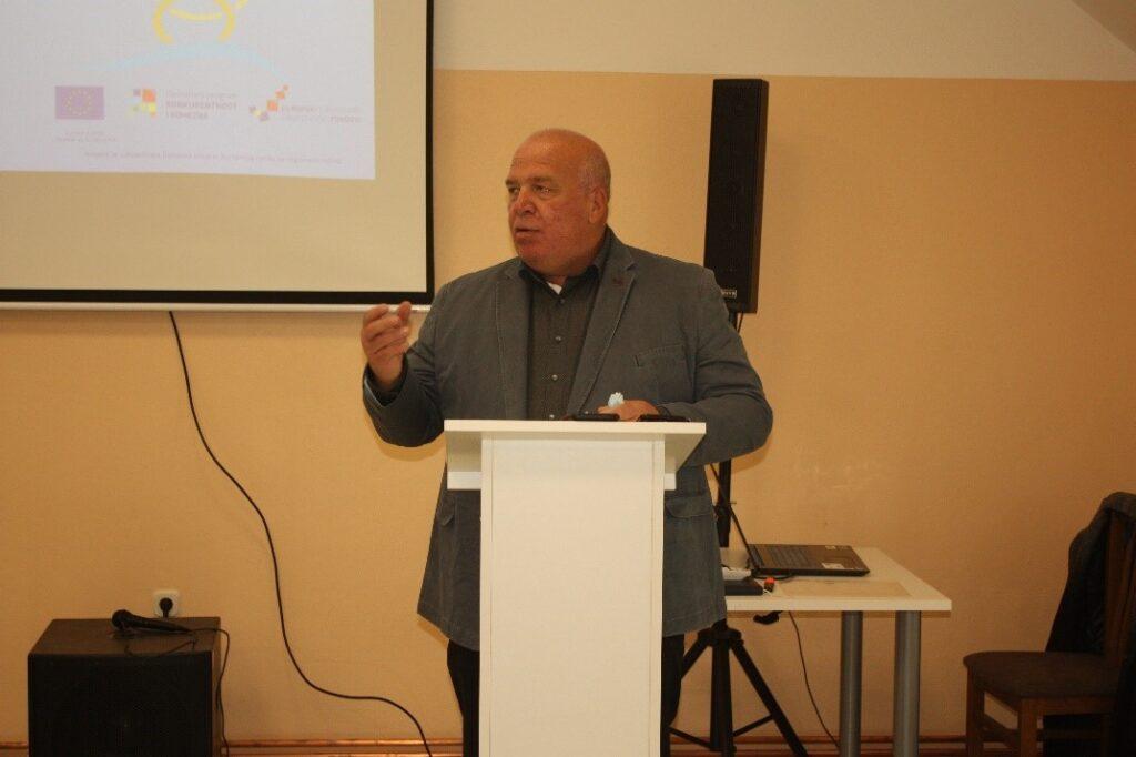 Gradonačelnik Lipika Vinko Kasana