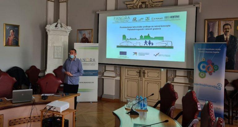 Stručni suradnik za projekte na području infrastrukture, Anto Baltić