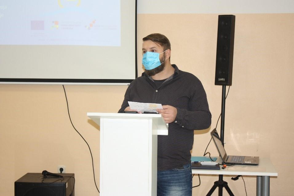 Anton Devčić, pomoćnik ravnateljice Regionalnog koordinatora razvoja