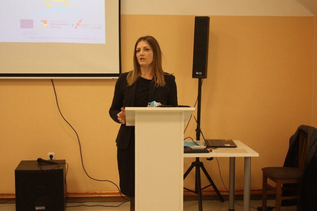 Senka Horvat, ravnateljica javne ustanove Regionalni