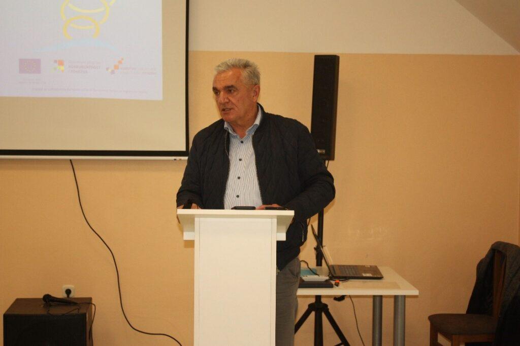 Načelnik Općine Velika Ivica Potočanac