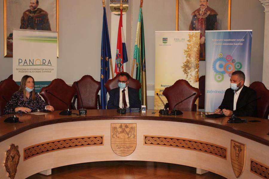 "Nastavak provedbe projekta ""Regionalni centar razvoja poljoprivredne proizvodnje Požeško-slavonske županije"""
