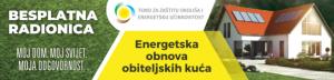 Besplatna radionica - Energetska obnova kuća