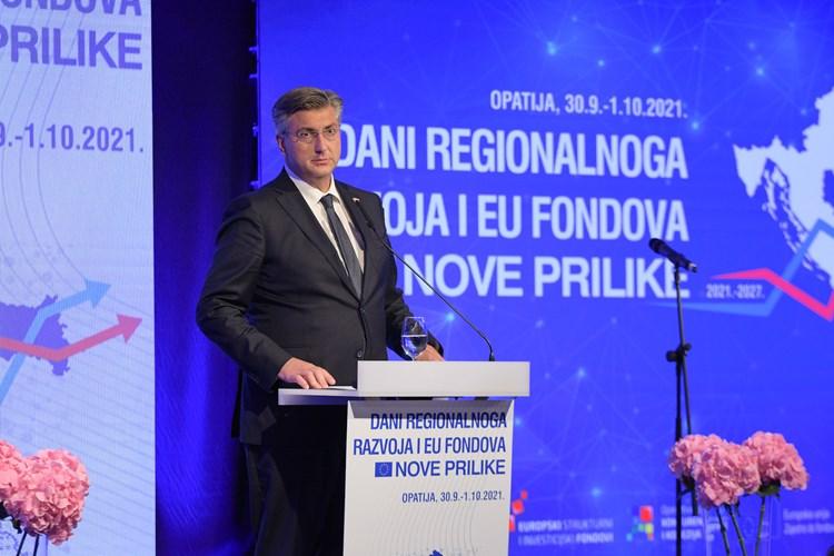 """""""Dani regionalnoga razvoja i fondova EU - Nove prilike"""""""