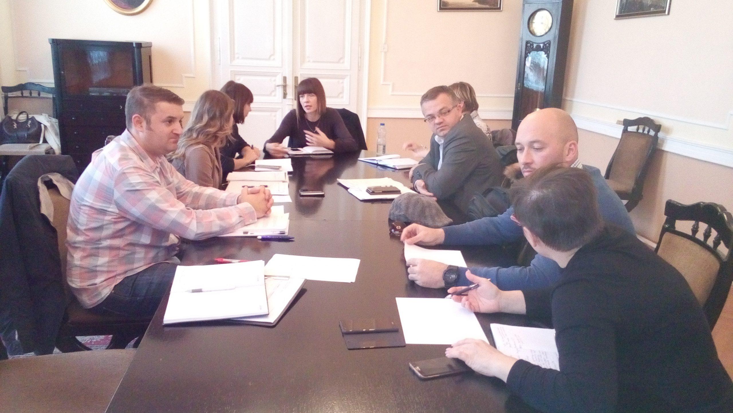 U Požegi održan sastanak razvojnih agencija pet slavonskih županija