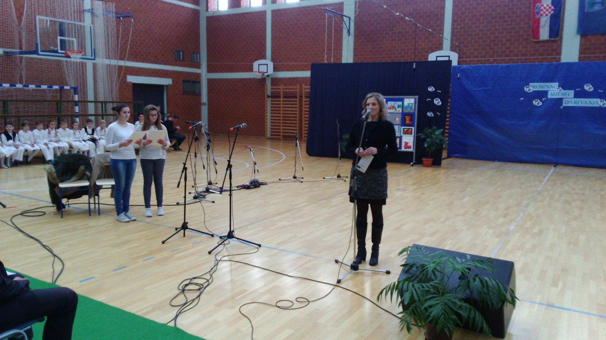 Završna konferencija projekta energetske obnove matične škole Osnovne škole Dragutina Lermana u Brestovcu