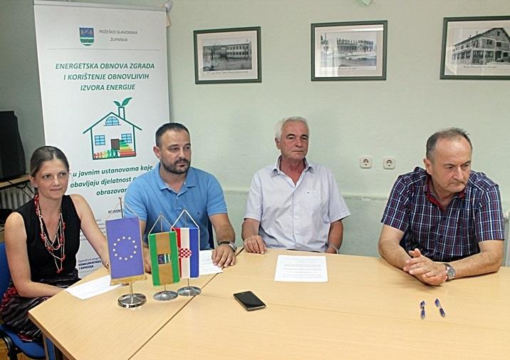 Kreće energetska obnova OŠ Z. Turkovića Kutjevo