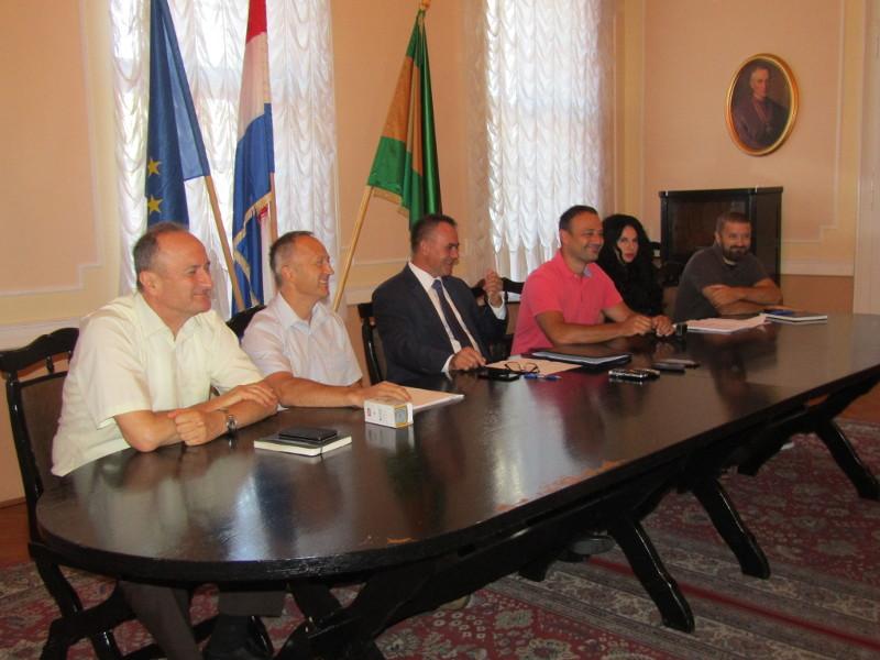 Potpisan Ugovor za izvođenje radova obnove Županijske palače
