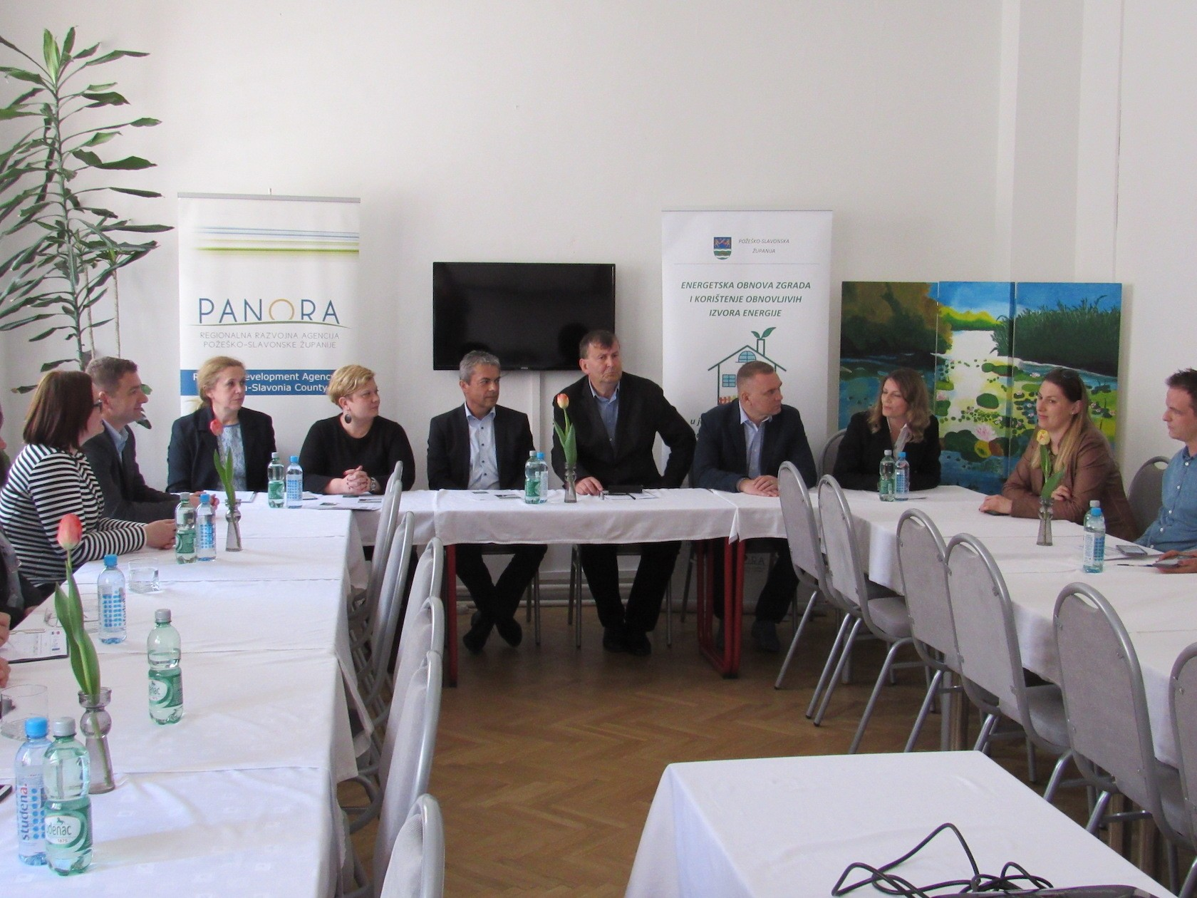 Održana početna konferencija projekta Energetska obnova zgrade Učeničkog doma Srednje škole Pakrac