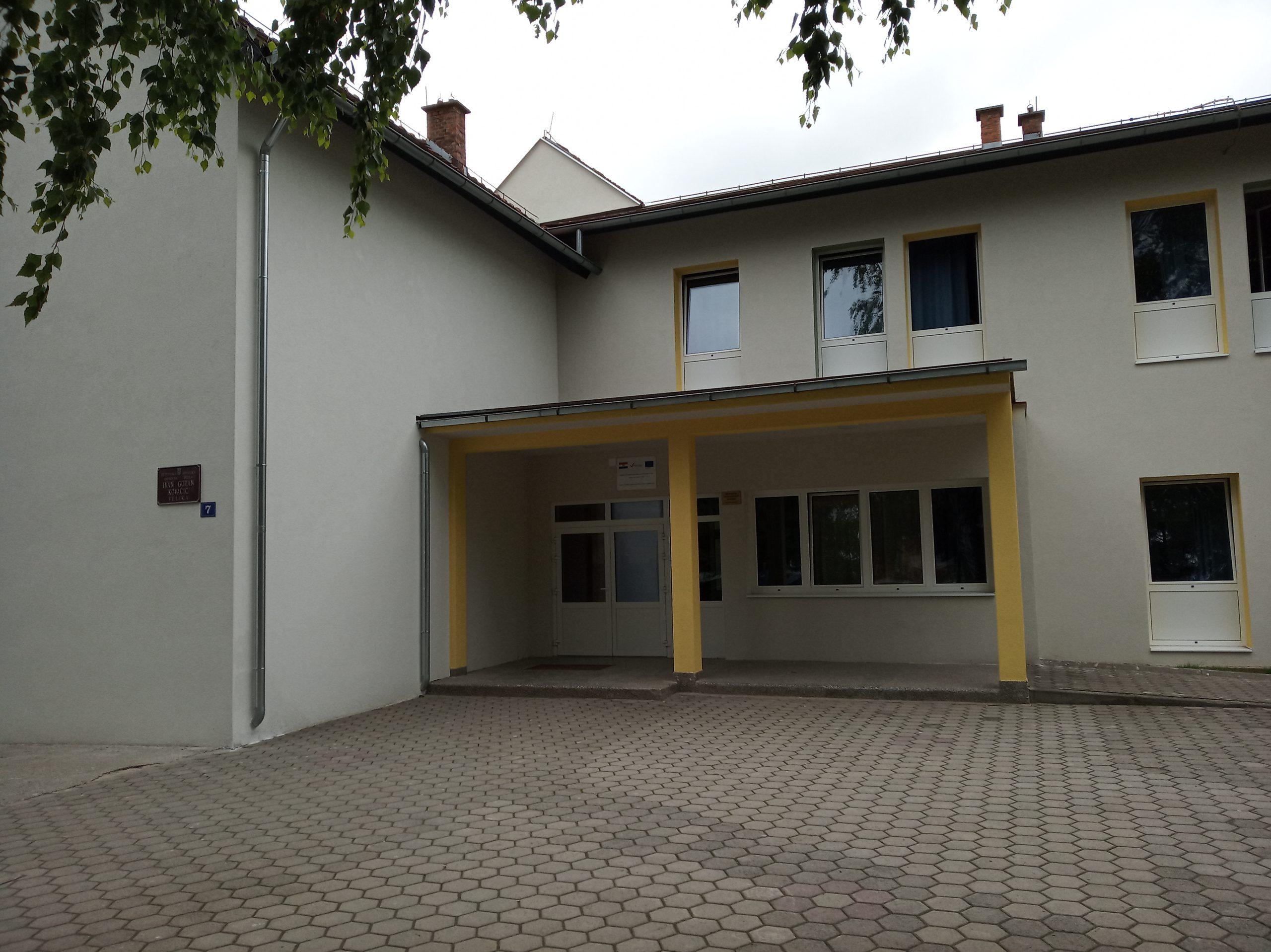 """Završna konferencija projekta energetske obnove zgrade Osnovne škole """"Ivan Goran Kovačić"""" Velika"""