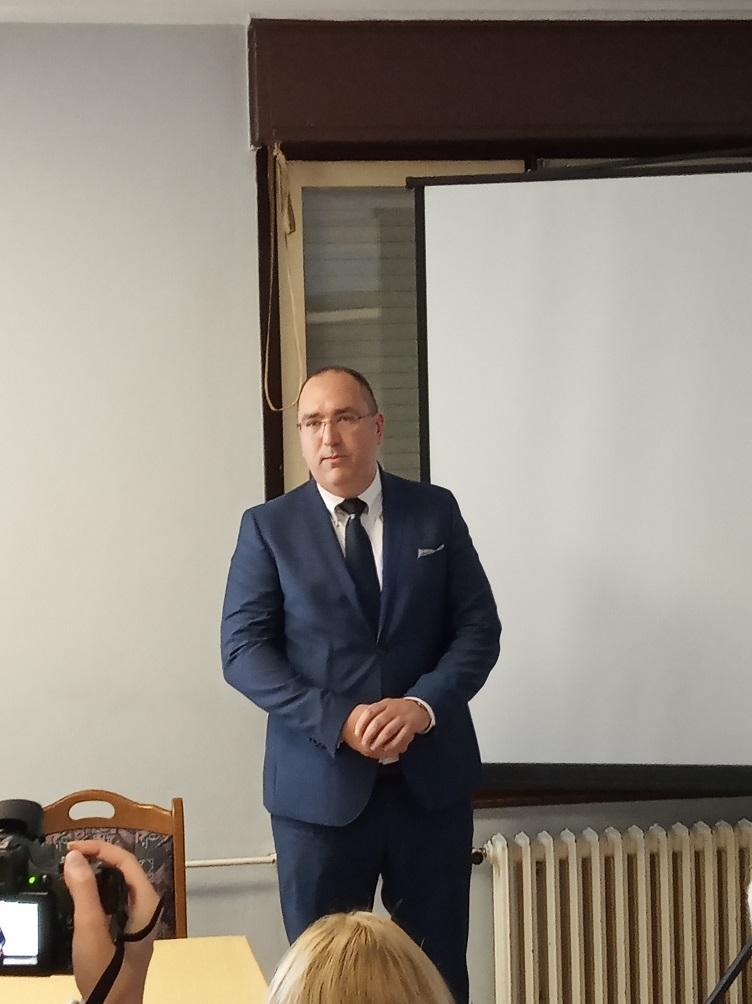 Državni tajnik Ministarstva zdravstva, Tomislav Dulibić