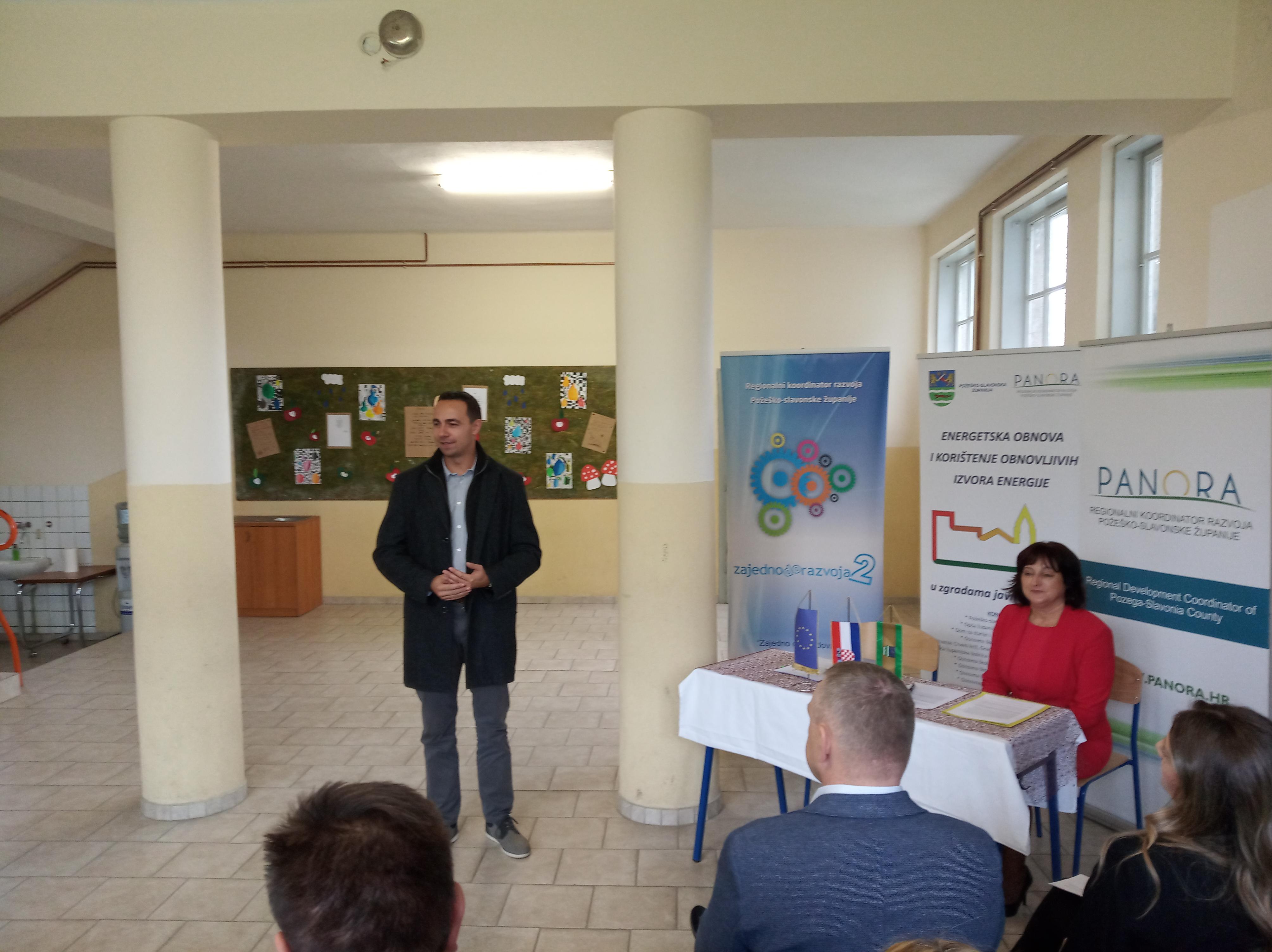 Zamjenik gradonačelnice grada Pakraca, Marijan Širac