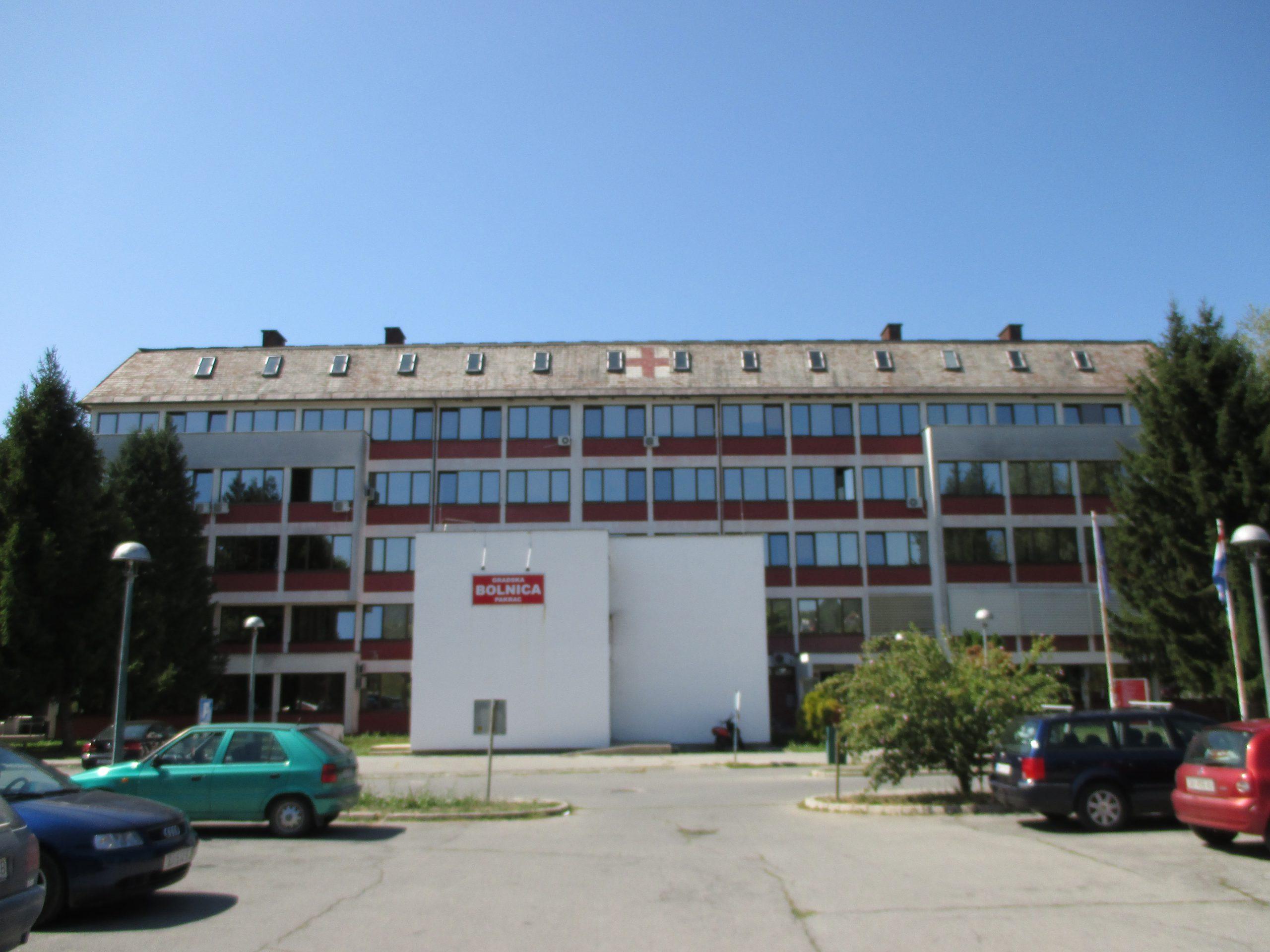 Održana početna konferencija energetske obnove zgrade Opće županijske bolnice Parkac i bolnice hrvatskih veterana