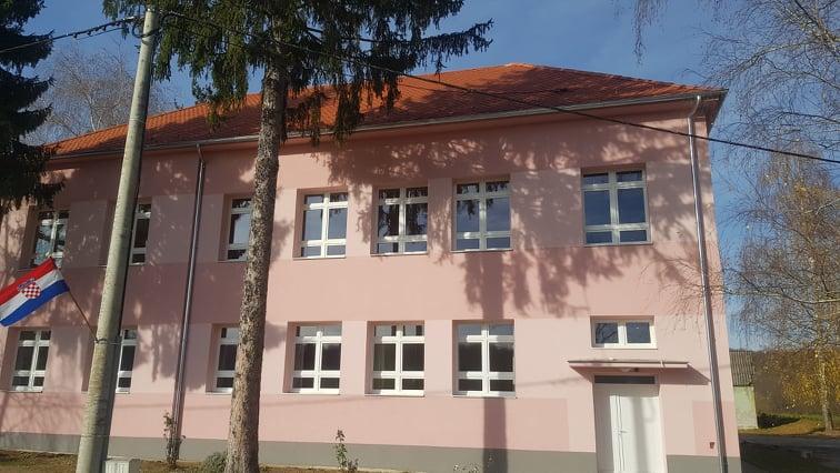 Održana završna konferencija projekta energetske obnove zgrade Područne škole Ruševo
