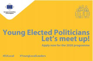 Mladi izabrani političari - produljenje roka za prijavu