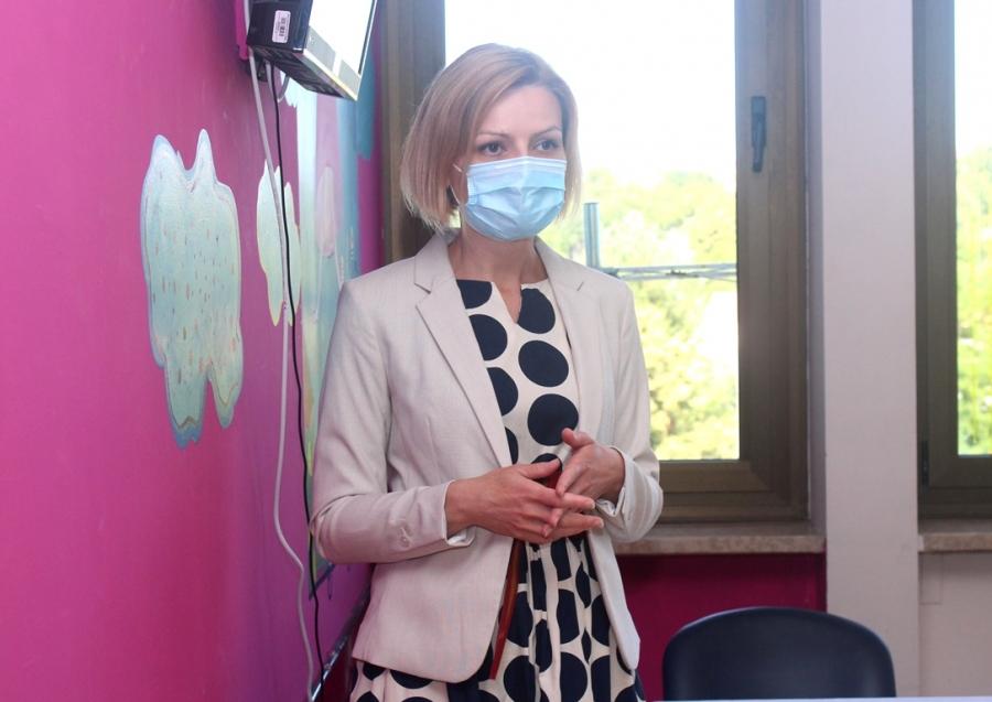 Ravnateljica Opće županijske bolnice Pakrac i bolnice hrvatskih veterana, Marina Major